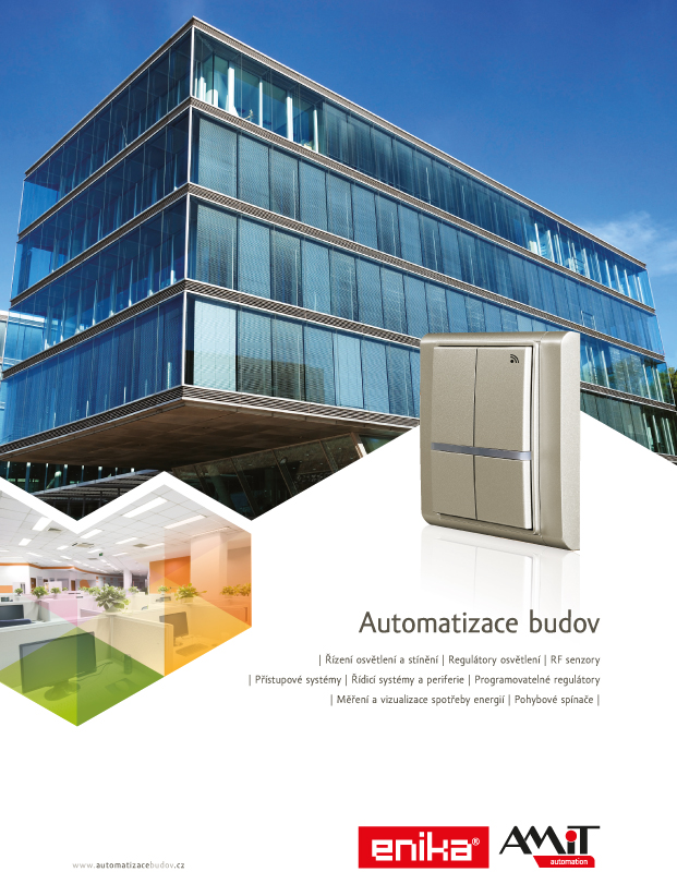 catalogue of building automation - management, savings, control