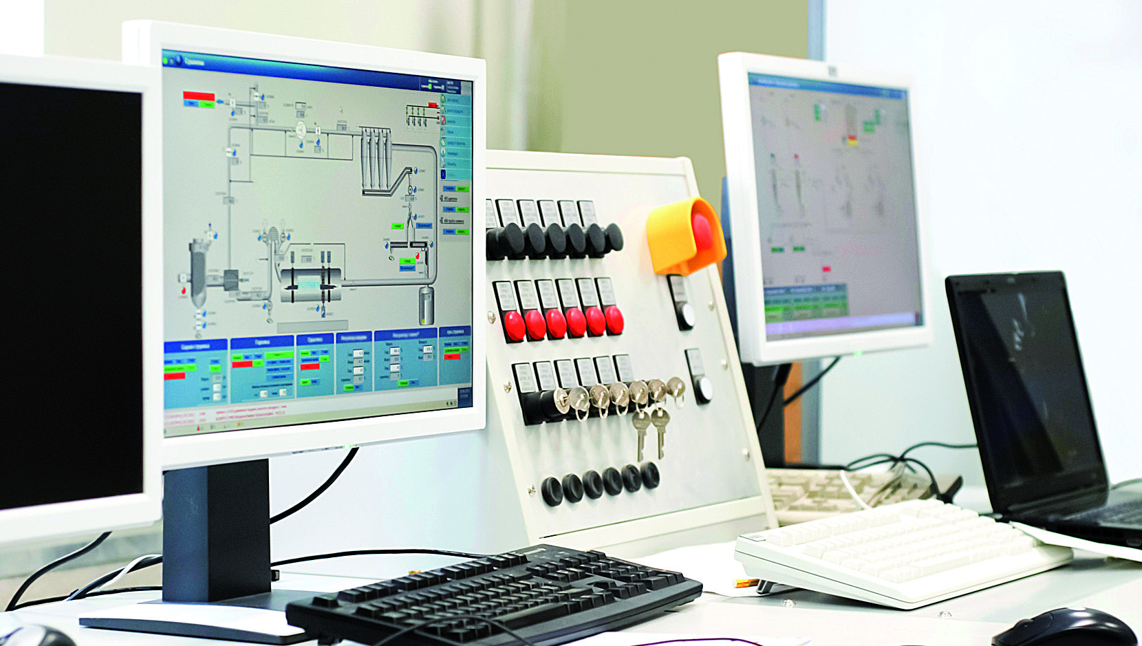 remote monitoring systems and integration into bms